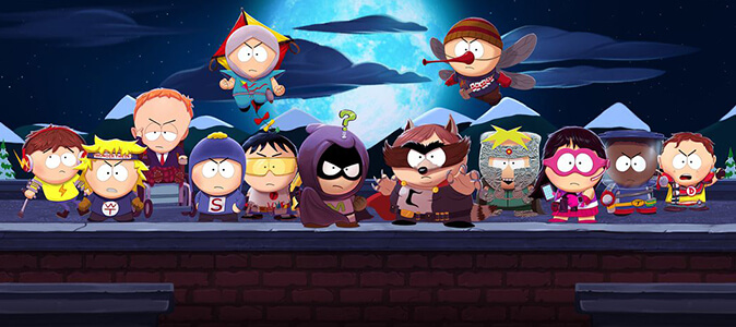 South Park The Fractured but Whole Video Game